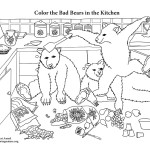 Bad Bears in the Kitchen
