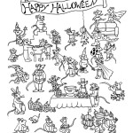 Mouse Halloween Party