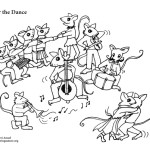 Mouse Dance Party